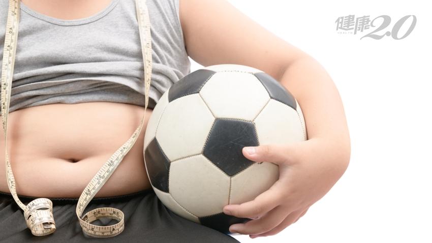 注意!孩子養胖就是福氣?小六生「體重過重」竟罹糖尿病!