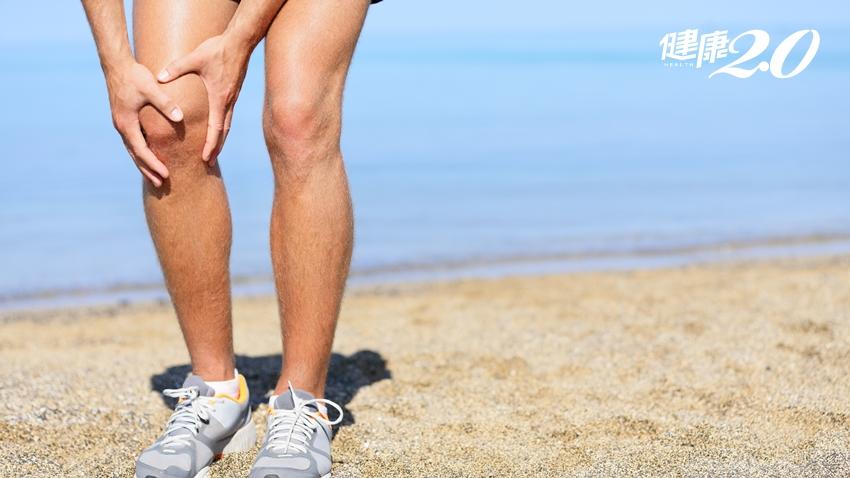 膝蓋痠痛可以冰敷嗎?中醫師:「當心變氣象台」 2大穴位舒緩膝關節疼痛