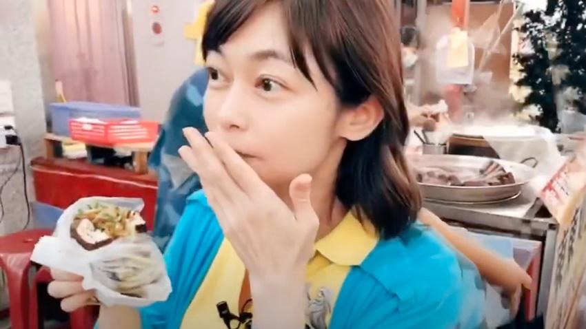 跟著凱云挑小吃 親子同遊日月潭老街,吃美食也能顧健康!
