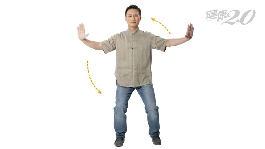 年紀大總是沒有活力?天天練10分鐘「陰陽螺旋」增強活力 放鬆身體、消除疲勞