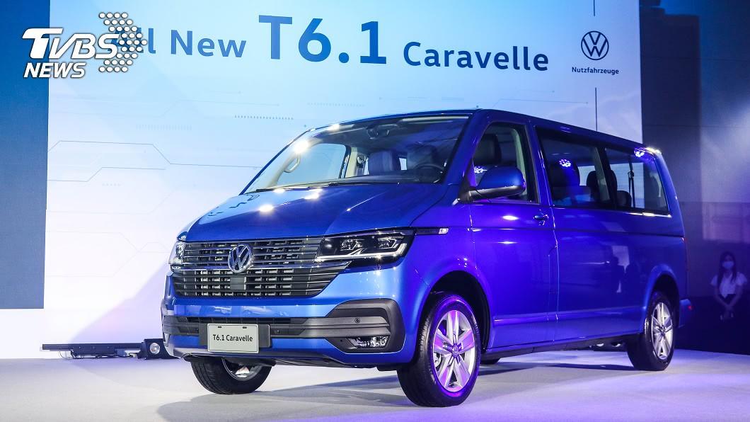 福斯商旅正式引進T6.1 Caravelle,並導入全速域ACC。 改很大還有全速域ACC T6.1 Caravelle 140.3萬起上市