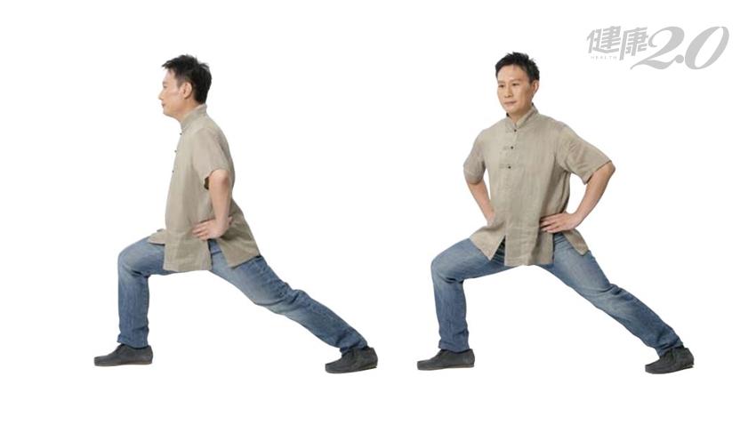 練腿力顧大腦!「開合腰襠」強化神經傳導 活化腦力、提升身體免疫力