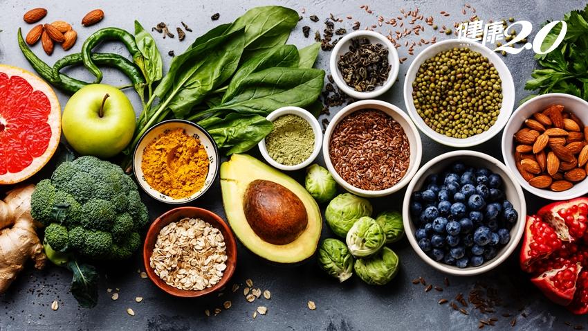 盤點21種超強植化素!防癌、抗老化、降膽固醇、保護心血管…好處說不完