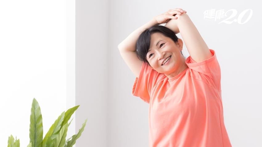 50歲後走不動、吃不下?做好這些小事 預防未老先衰、健康長壽