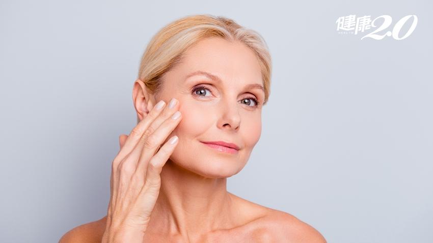 年紀大臉又鬆又垂?專家點名:3類保養品瘦臉最有效 減脂、消水腫、抗衰緊緻
