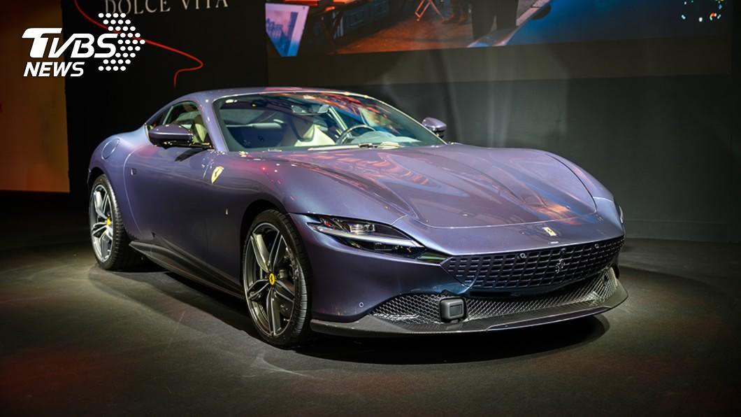 2019年底Ferrari發表了全新GT跑車Roma。 Ferrari Roma以現代工藝詮釋古典風情 台灣售價1280萬起