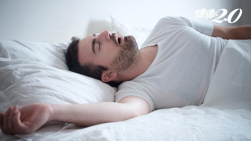 睡前「1種運動」緩解睡眠呼吸中止症!脖子太粗小心易得6種病