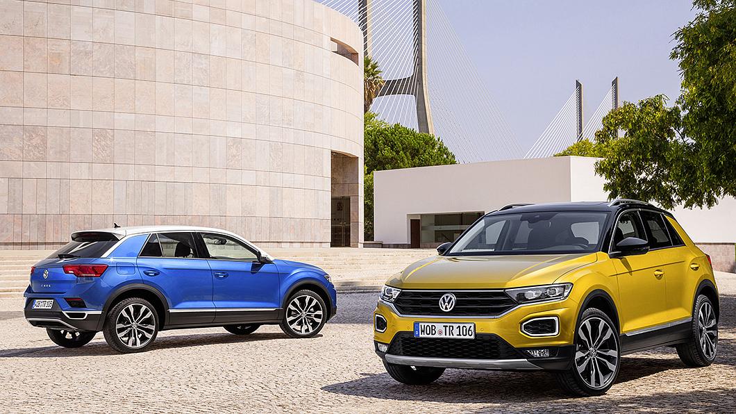 T-Roc以112.8萬元起價格正式展開接單。(圖片來源/ Volkswagen) 福斯T-Roc開價112.8萬元起預售開跑 入門價甚至高過Tiguan