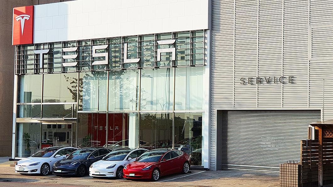 Tesla台中服務體驗中心正式開幕啟用。(圖片來源/ Tesla) 維修保養不用再上台北 Tesla台中服務中心預計10月啟用