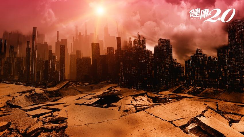 災難發生了怎麼辦?大地震、颱風、水災、世界末日 你一定要準備15種防災物品