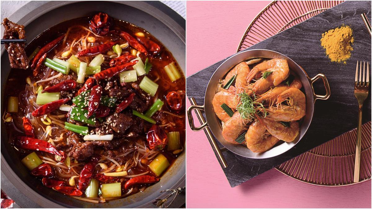 快找「小謝、珊珊」請吃飯,姓名有這3字抽當天吃霸王餐!新潮中餐館還有螃蟹料理33折