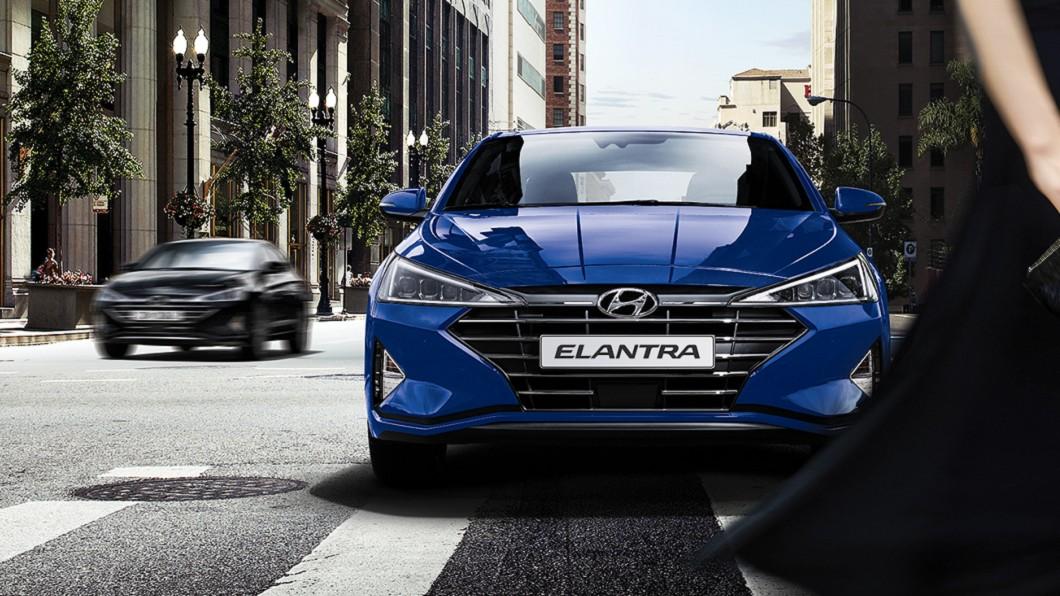 南陽實業於9/22推出21年式配備升級的Hyundai Elantra。(圖片來源/ Hyundai) 21年式Elantra配備升級65.9萬起 中階以上標配SCC主動車距維持輔助
