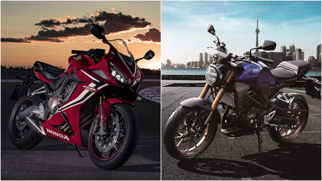 (圖片來源/ Honda) 摩托車都長一樣? 「街車」vs「仿賽」車型怎麼選