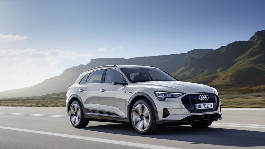 (圖片來源/ Audi) Audi電動車上市前積極部署 年底前建6座快速充電站