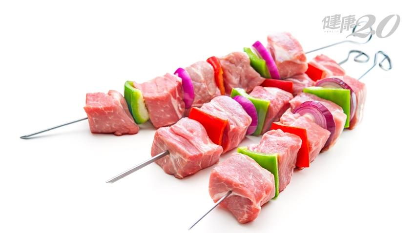 吃烤肉不長肉!營養師傳授「先菜、再肉、後澱粉」6原則不變胖