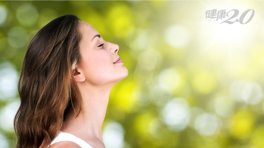 深呼吸更多氧氣?日醫:「持續深呼吸」不見得會替健康加分