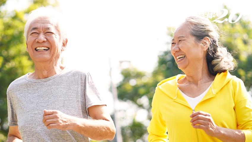 運動真的可以減緩老化!研究證實:每周運動3次 60歲心肺適能有如20歲