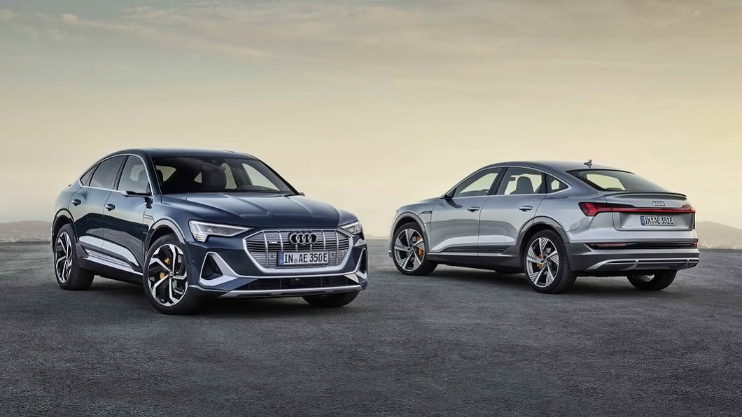 Audi Taiwan宣告正式啟動預售,入門售價289萬元。(圖片來源/ Audi) 豪華電動休旅不用300萬 Audi e-tron家族289萬起預售啟動