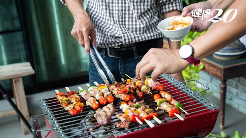 減肥不能吃烤肉?營養師推烤肉必吃7種「瘦身」食材,最後1種助燃脂