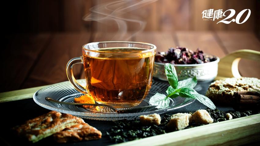 月圓人不圓!中醫師大推「窈窕養生茶」 去油解膩、消脂纖體 3種人別空腹喝
