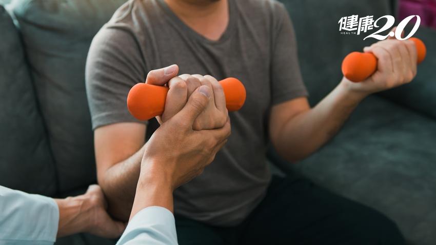 醫院檢測逾3成民眾「肌少症」!不只易跌倒、失能,也會讓血糖、血壓惡化