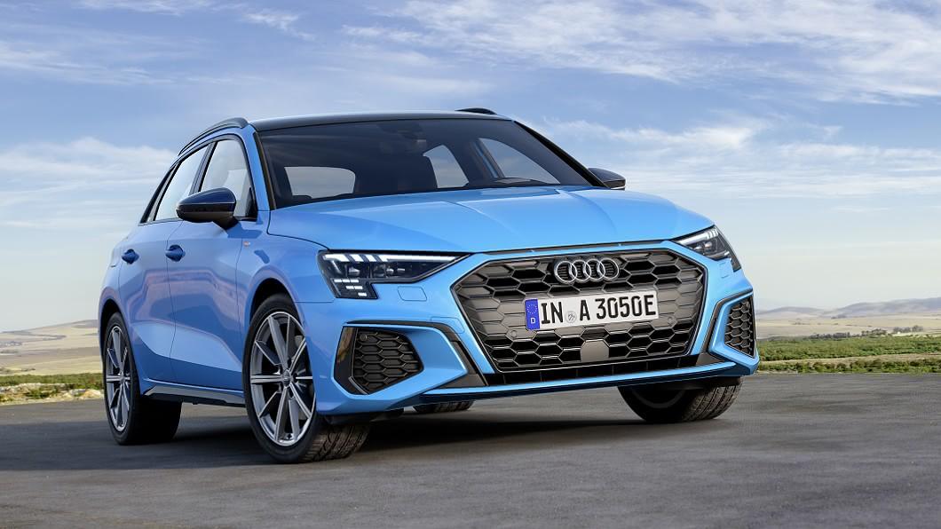 Audi發表A3 Sportback 40 TFSI e插電式油電複合動力車型。(圖片來源/ Audi) 純電里程可達78公里 A3 Sportback PHEV動力現身