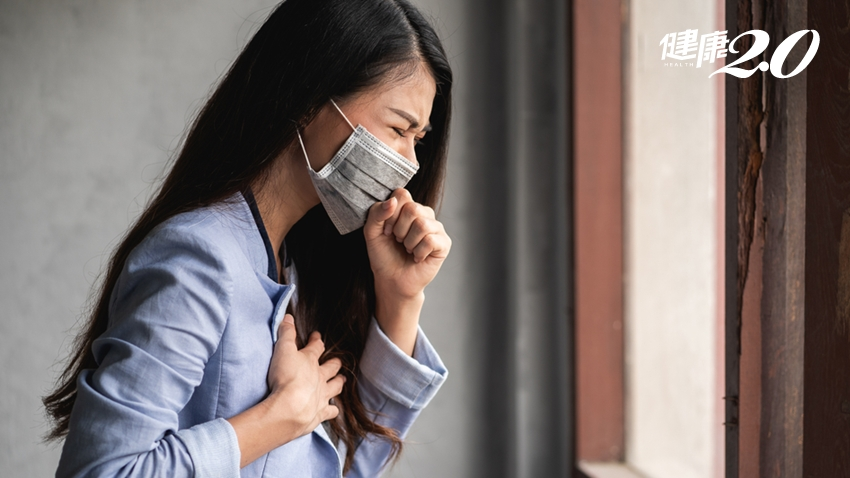 注意!咳嗽不一定是感冒,久咳不癒小心癌!醫:3徵兆要警覺