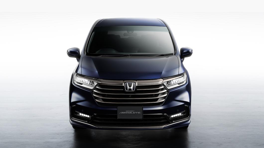 台灣本田於今日(1/19)宣布,小改款Odyssey即日起正式展開預售。(圖片來源/ Honda) 小改款Odyssey預售價162.9萬起 Honda Sensing全車系標配