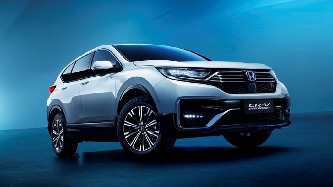 在本次北京車展當中,Honda也藉此全球首發CR-V Sport Hybrid e+。(圖片來源/ Honda) CR-V PHEV插電式油電版亮相 預計2021正式上市