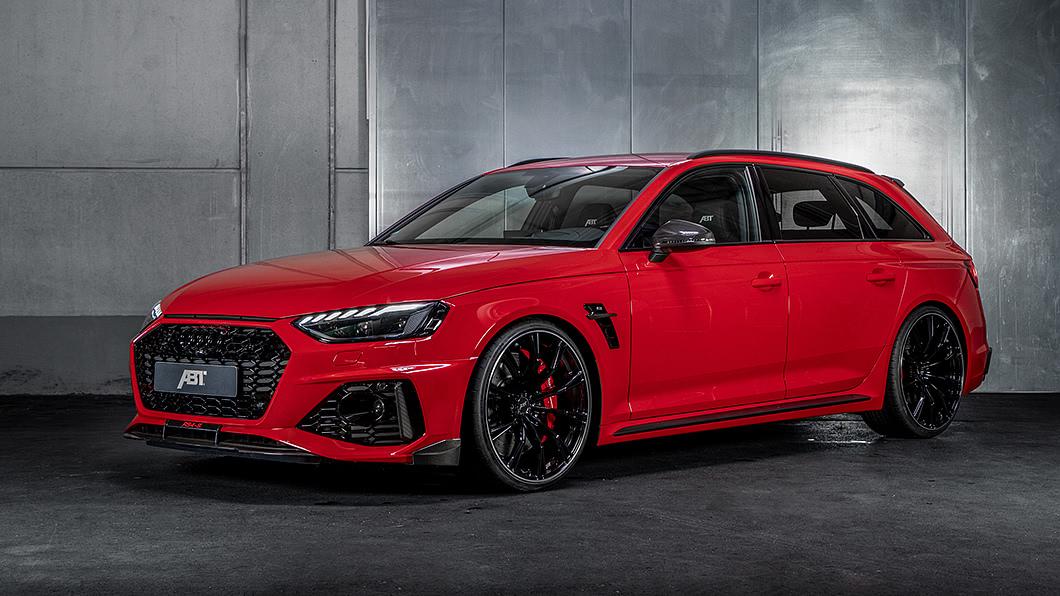 Abt Sportsline推出RS4-3,將動力輸出再升級60匹,來到510匹水準。(圖片來源/ Abt Sportsline) 強力升級60匹馬力 ABT RS4-S狹510匹馬力登場