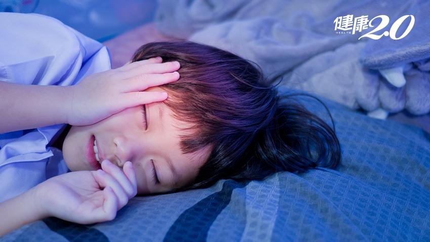 「媽媽我的頭好痛!」兒童頭痛有8個危險徵兆 伴隨發燒嘔吐快就醫
