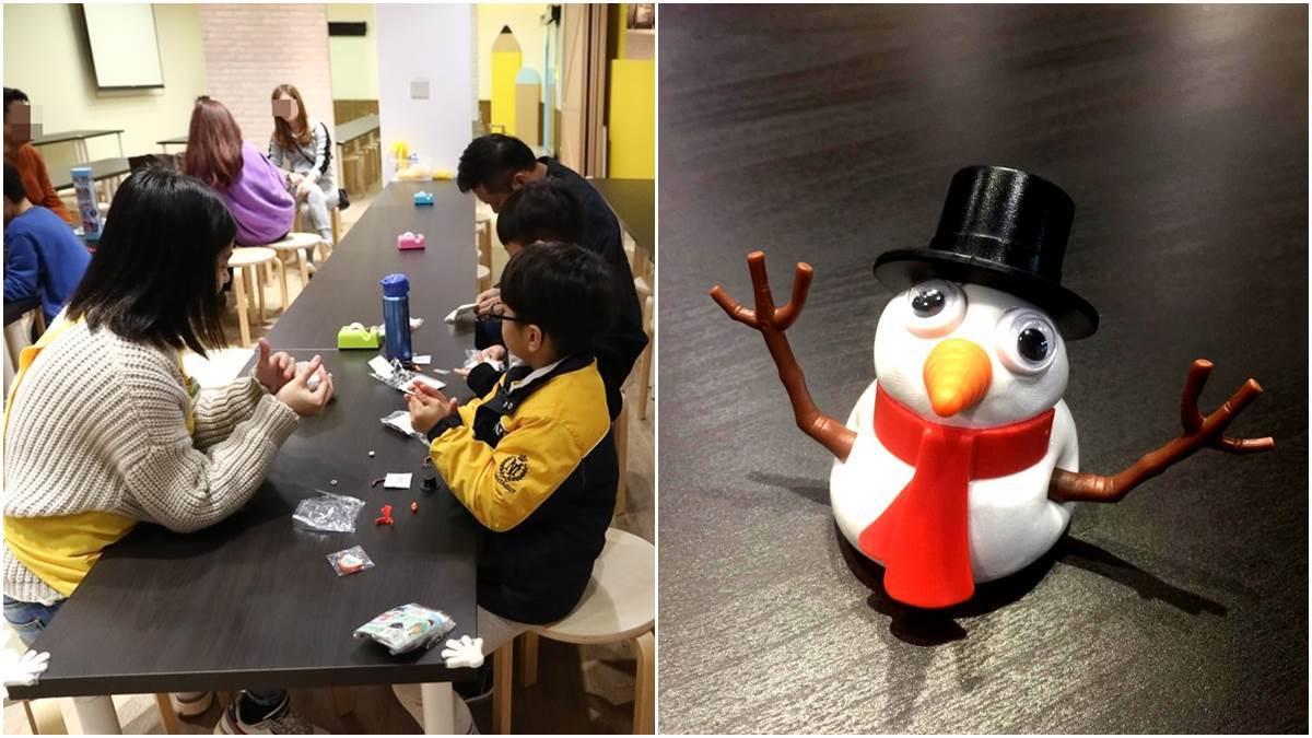 連假遛小孩首選!全台15家觀光工廠親子DIY玩到翻:渲染手帕、水晶積木人偶