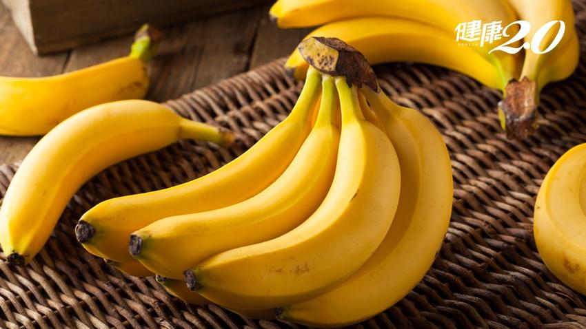 香蕉吃不完,好難保存?揭密「小妙招」保存持久不會壞