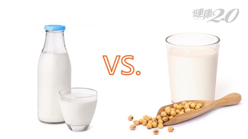 老人家喝牛奶還是豆漿好?醫師盤點「每日蛋白質」這樣吃就足夠