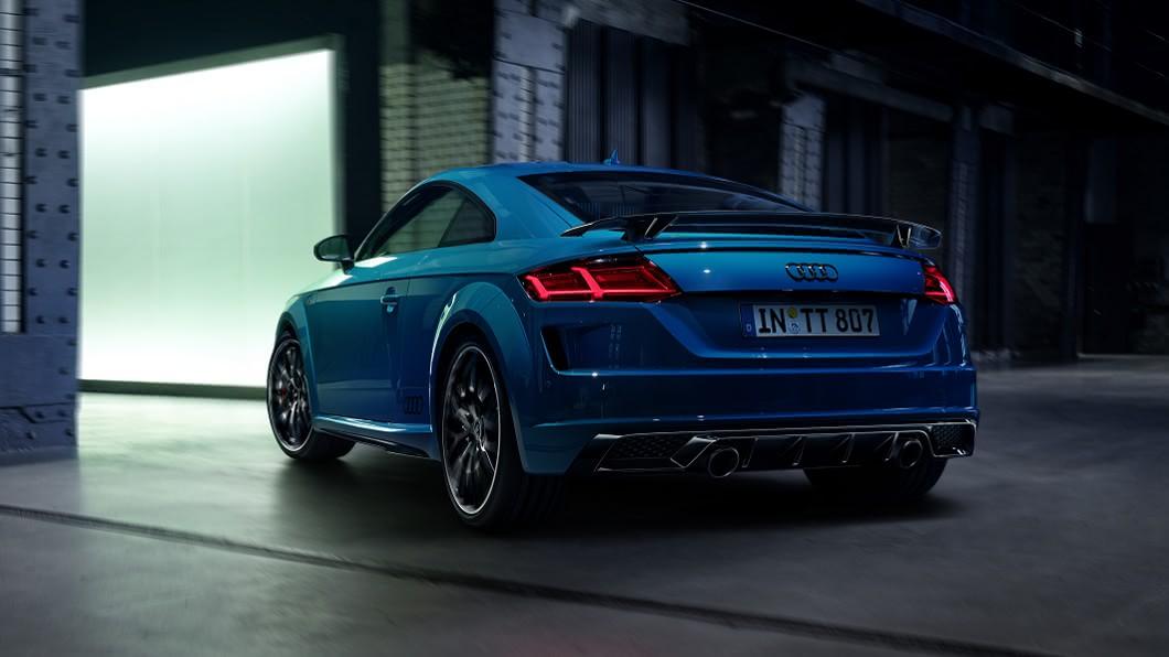Audi推出TT S line competition plus競技強化特別版車型。(圖片來源/ Audi) 不只台灣專屬版 Audi推TT S line競技強化車型