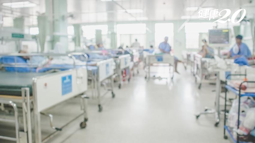 驚見兒科佔床率100% 醫師憂心「防疫開始鬆懈」 冬天4大病毒恐席捲而來