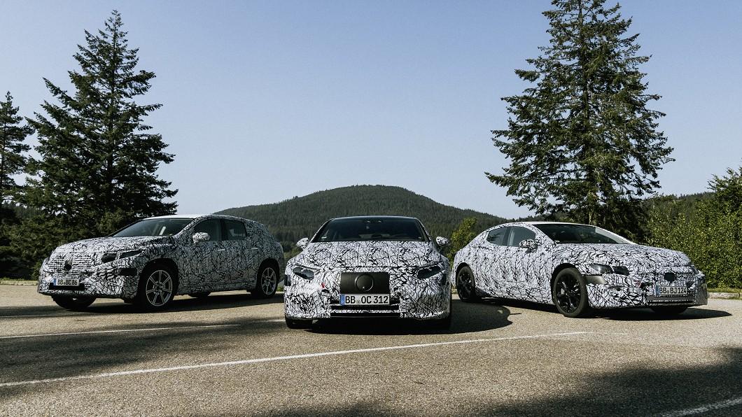 EQS確定明年上市,並將推出SUV版EQS。(圖片來源/ Mercedes-Benz) M-Benz EQS確定明年發表 後續還將推出SUV版本