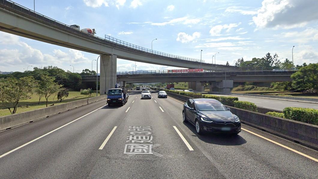 (圖片來源/ Google Map) 哪條國道事故最多? 警政署: 安坑、中和交流道車禍最多
