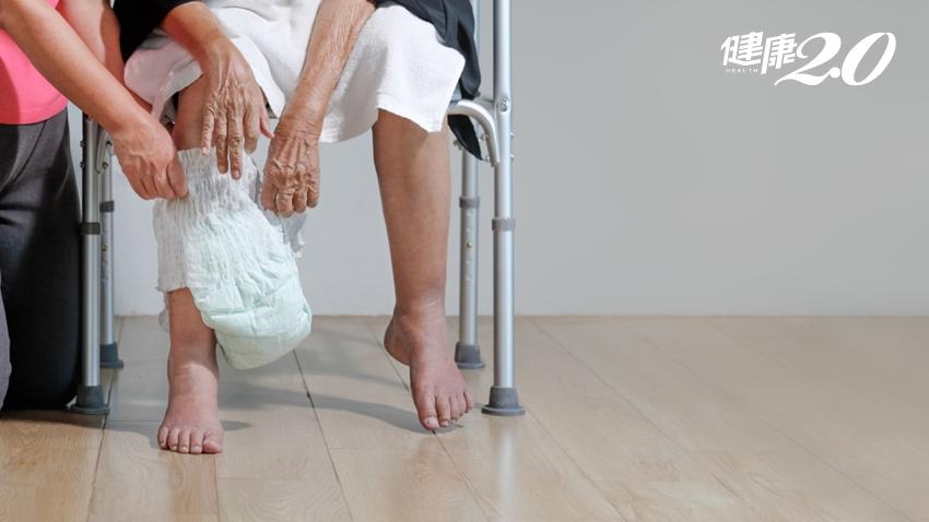 預防長輩尿布疹,成人紙尿褲有學問!專家提醒3件事 降低失禁性皮膚炎