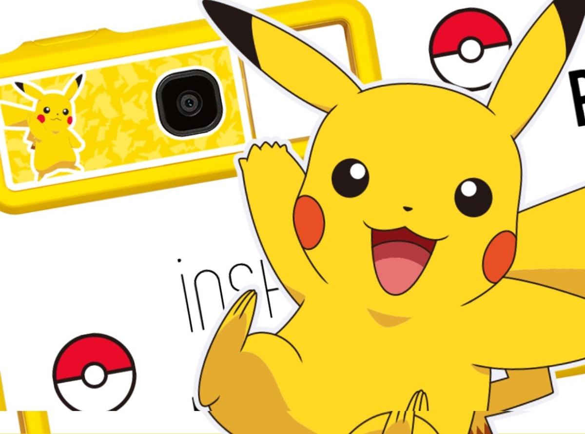 皮卡粉夢幻逸品到!「迷你寶可夢相機」10月下旬發售,多款面板+尾巴特典太燒