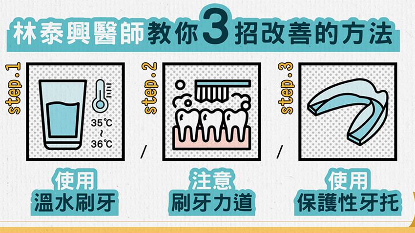 吃酸喝冷的牙齒好敏感!牙醫師教3招遠離敏感牙,不用抗敏牙膏