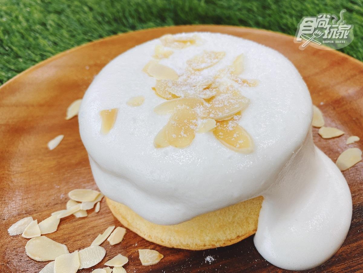 全台獨創「爆奶」蛋糕!3大口味「土石流奶蓋」滑出來,399元就能全吃到
