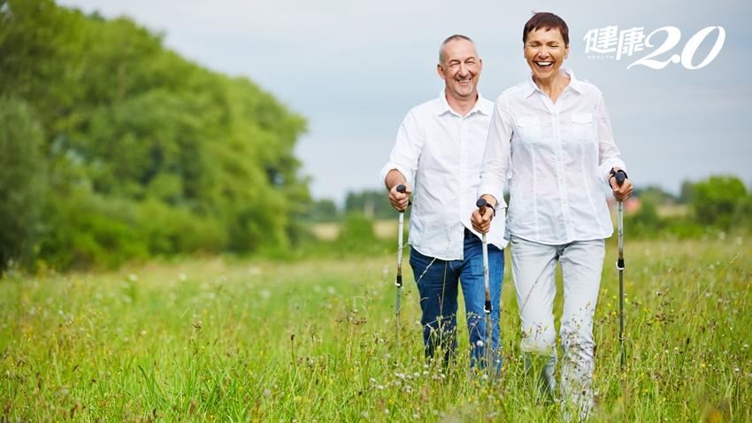 每天走路7500步 延緩大腦退化2.2年!最新研究:銀髮族有動就能預防失智