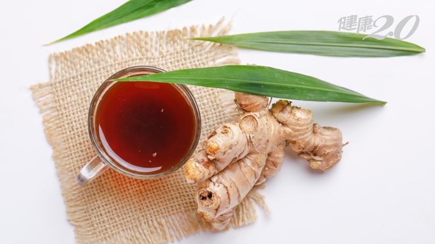 「一杯茶」降膽固醇、提高氣力,強心臟又暖身!利用生薑喝出健康