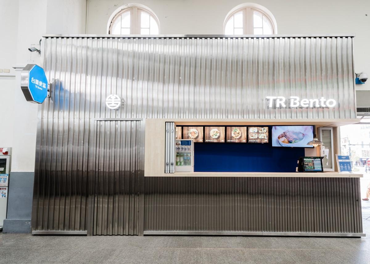 有日本的FU!「新竹火車站」變身純白簡約風,首間台鐵便當概念店也在這