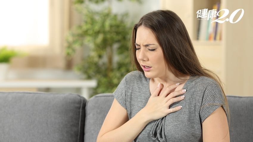 平均超過1年才確診!「心臟癌症」肺動脈高壓比癌症更奪命 醫曝這症狀別輕忽
