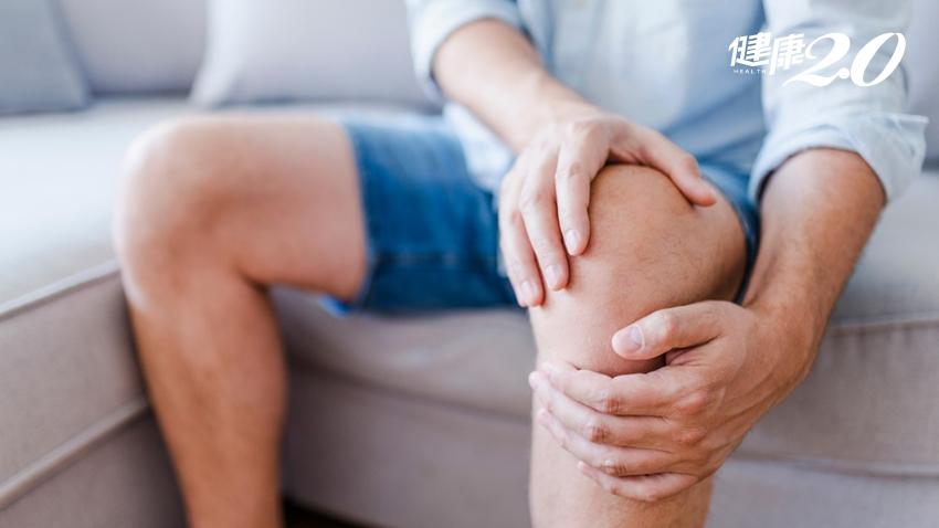 3個動作保養關節!骨科名醫教你逆轉膝關節退化,不擔心膝蓋痛