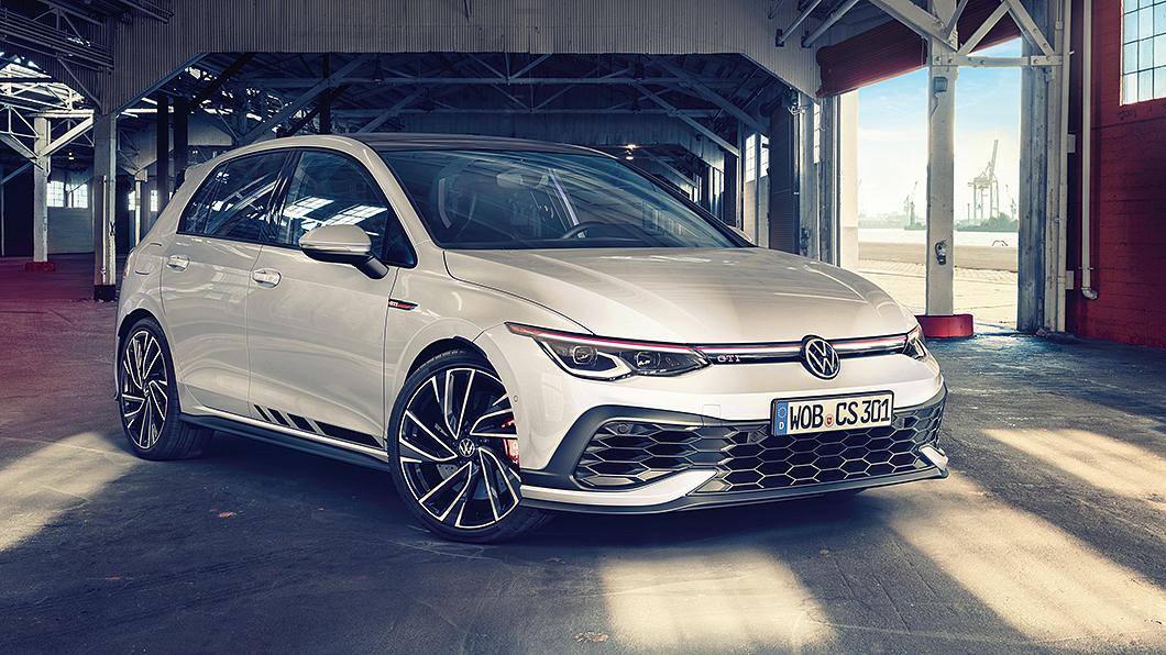新世代Golf GTI Clubsport狹帶300匹馬力正式亮相。(圖片來源/ Volkswagen) 新世代最強GTI Golf GTI Clubsport挾300匹馬力登場