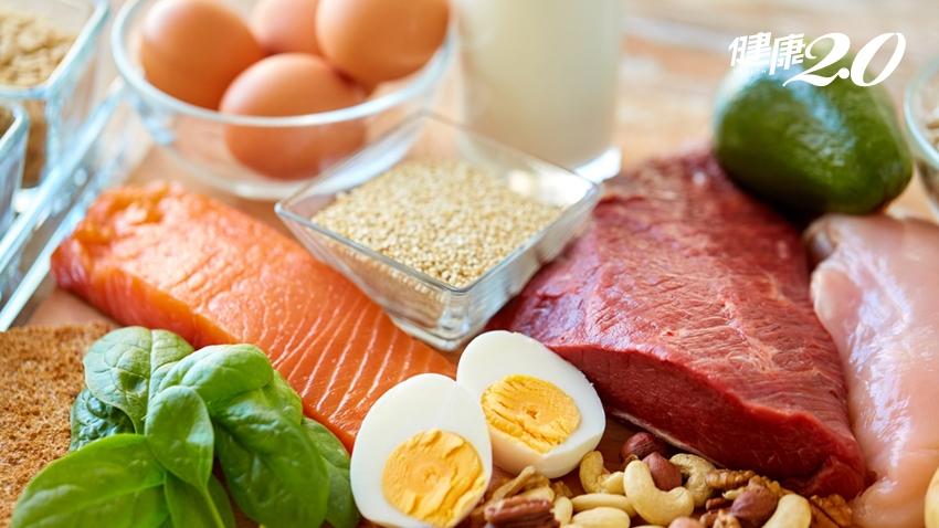 得了腎病不能吃蛋白質嗎?也不敢吃飯?專家教你怎麼吃蛋白質,飽足有熱量