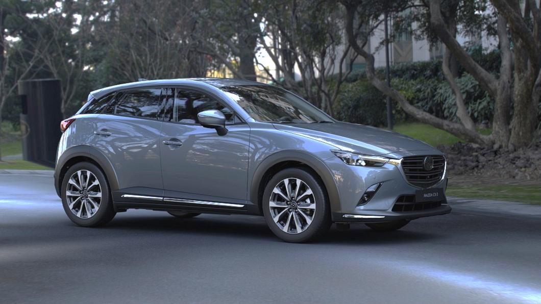台灣馬自達於10/14推出21年式Mazda CX-3。(圖片來源/ Mazda) 21年式Mazda CX-3展開接單 83.9萬起享全速域ACC